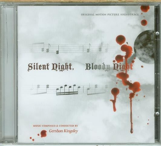 """Silent Night, Bloody Night""- Gersbon Kingsley,全新美版,S33"