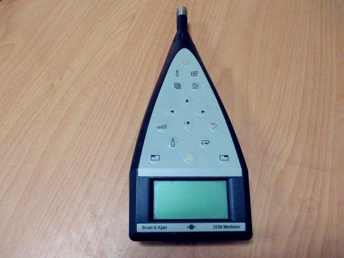 康榮科技二手儀器領導廠商Bruel&Kjaer 2238+4188 Sound Analyser Features