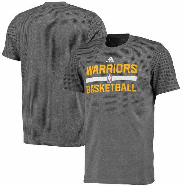 (現貨) NBA 勇士 On-Court climacool Aeroknit 實戰 T-Shirt