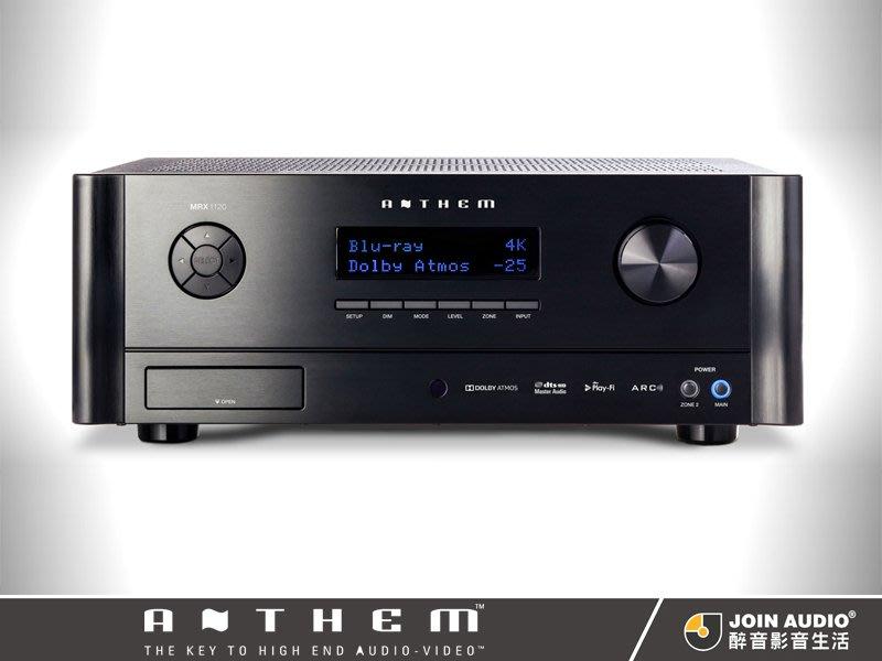 【醉音影音生活】加拿大 Anthem MRX 1120 頂級11.2聲道環繞擴大機.ARC自動空間校正.公司貨