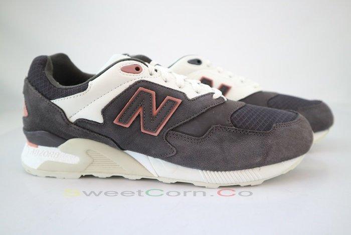 玉米潮流本舖 NEW BALANCE ML878DN 黑色 麂皮 復古 慢跑鞋