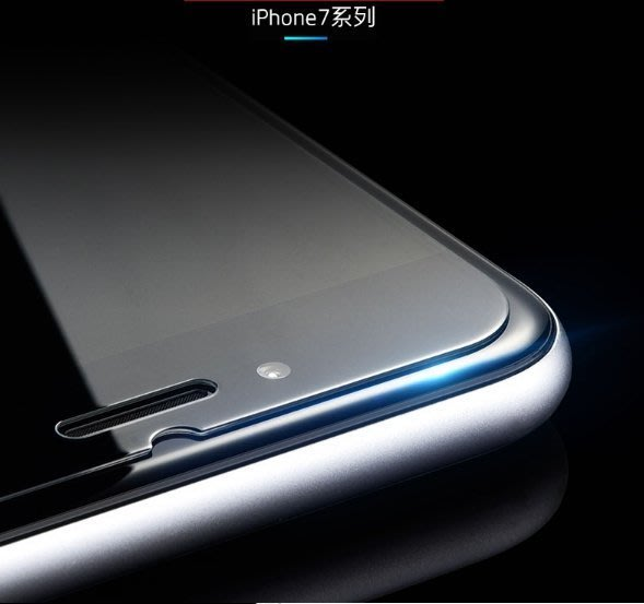【妞妞♥3C】APPLE iPhone7 iPhone6s PLUS 9H防刮防爆 強化鋼化玻璃膜 螢幕保護貼膜防爆膜