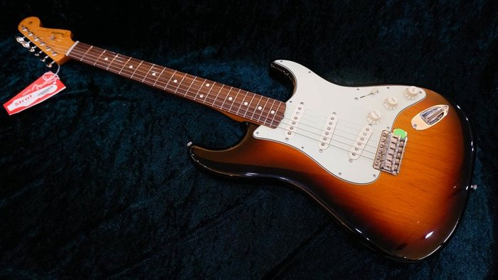 大鼻子樂器 免運 FENDER Classic 60's 3TS Stratocaster 電吉他 sss