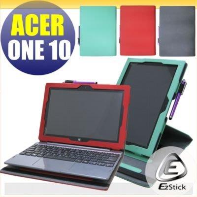 【Ezstick】ACER Aspire One 10 S1002 平板皮套(旋轉款式)(送平板機身貼)