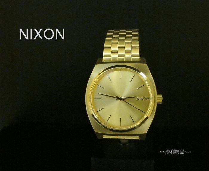 【摩利精品】NIXON大三針石英錶 *全新真品* ~低價特賣中