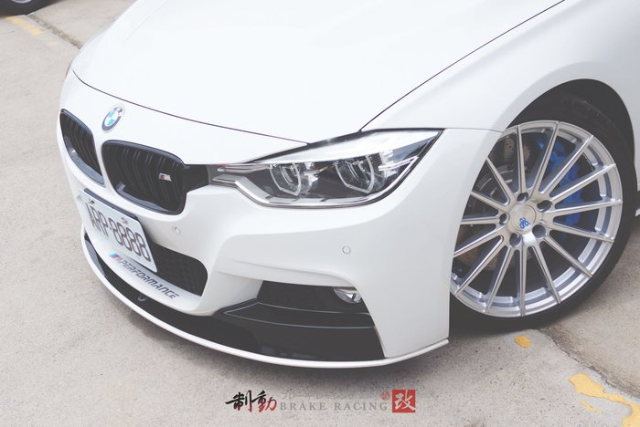 BMW F31.F30專用 AP Radi-CAL CP-8520/CP-8540 完美底盤設定 前六後四 / 制動改