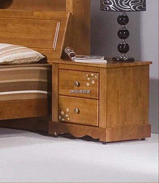 【DH】商品貨號LK-CS10商品名稱《鄉村》52CM鄉村彩繪床頭櫃(圖一)細膩彩繪/優質精品。主要地區免運費