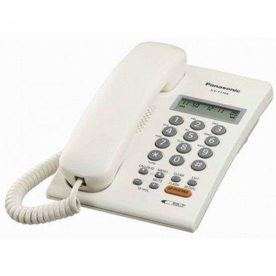 Panasonic  國際牌KX-TSC62    白色     來電顯示免持有線電話免裝電池 功能等同KX-T7705