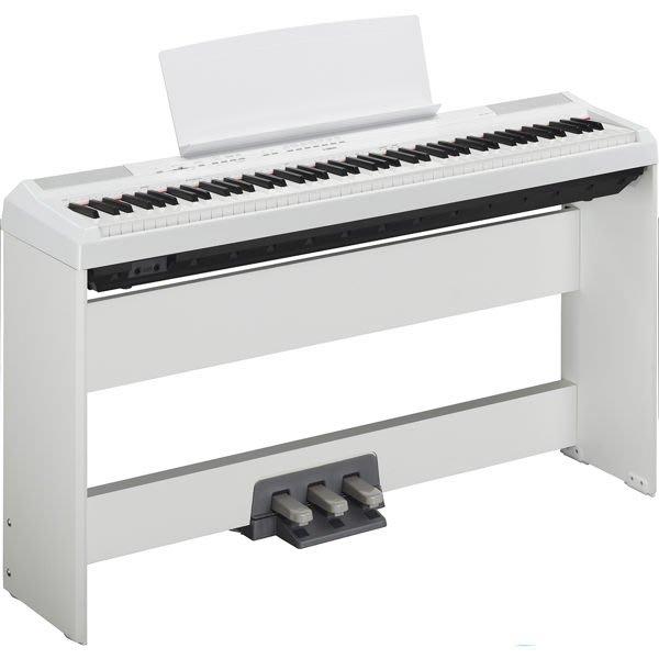 YAMAHA 88鍵電鋼琴P115