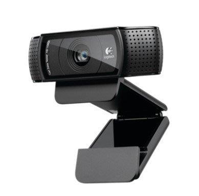 羅技 C920 HD Pro 網路攝影機 蔡司光學鏡頭 自動對焦 1080p送166音效軟體