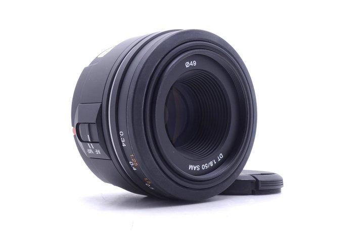 【台中青蘋果】Sony DT 50mm f1.8 SAM SAL50F18 二手 人像鏡 單眼鏡頭 #22521