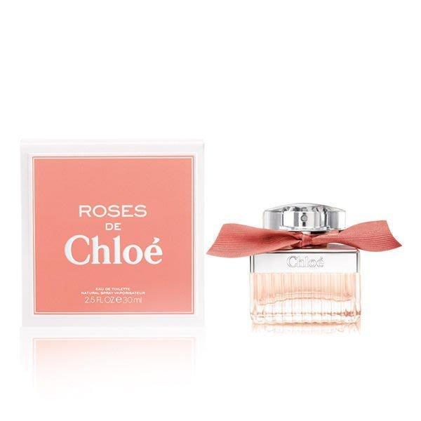 CHLOE ROSES 玫瑰女性淡香水30ml 【25210】