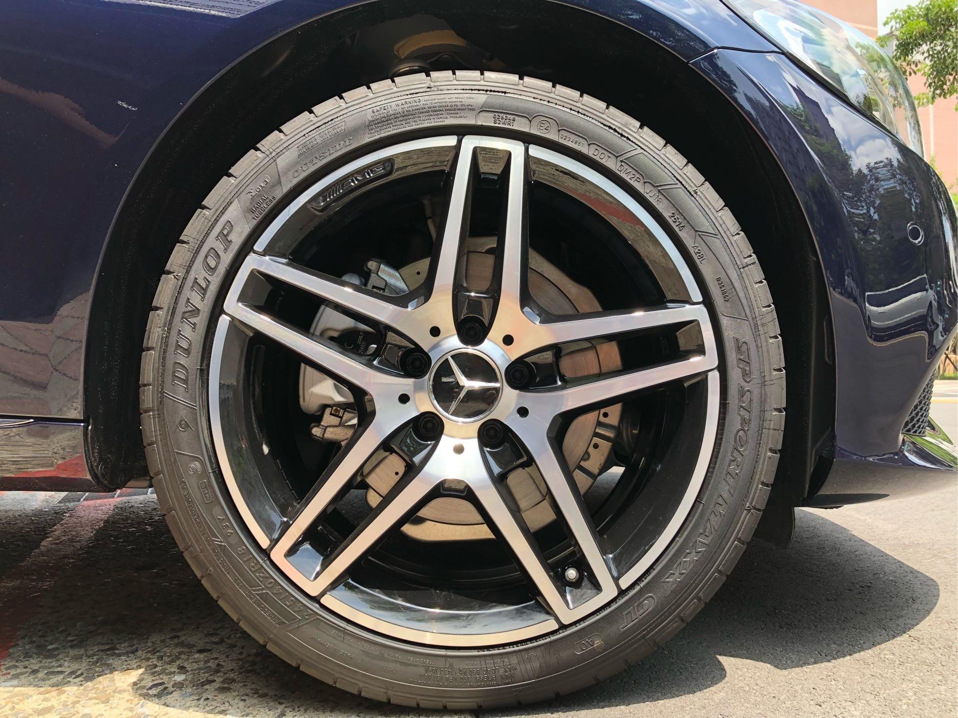 國豐動力 AMG 全車系 18吋 正廠鋁圈 現貨供應 歡迎洽詢