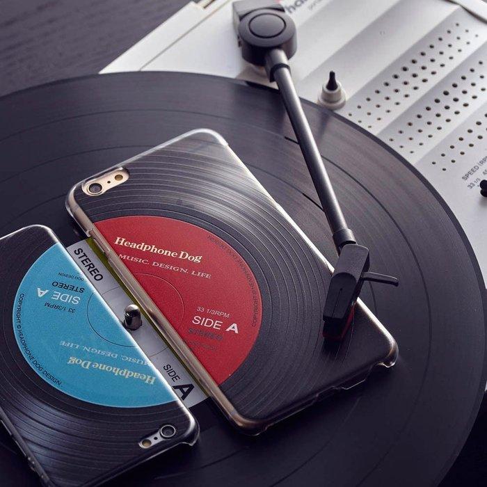 立體黑膠唱片紋路 手機殼/保護殼 (technics,serato)
