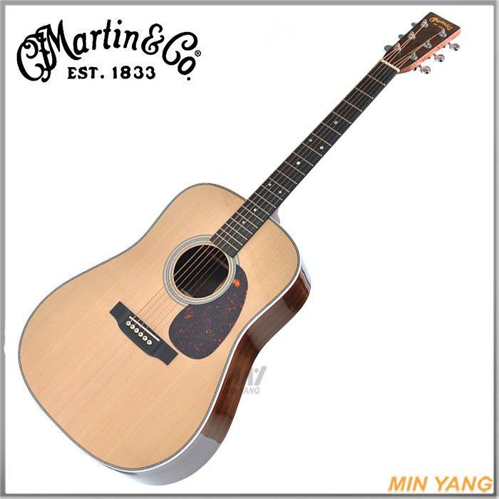 【民揚樂器】民謠吉他 美國原廠Martin HD28 全單 美廠