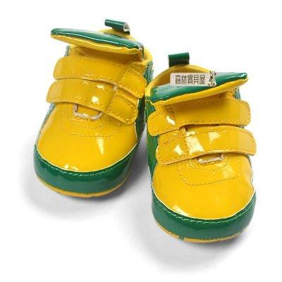 森林寶貝屋~休閒黏扣鞋 ~學步鞋~鞋底...