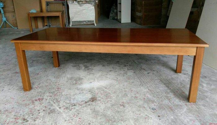 美生活館---客訂家具 鄉村全原木 茶几 邊桌 餐桌 玄關桌  咖啡桌 寫字桌 工作桌 --也可修改尺寸與顏色再報價
