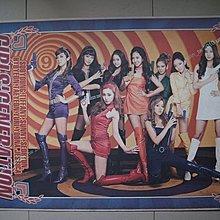 海報滿3張 ~少女時代~HOOT~潤娥TIFFANY秀英太妍~韓國偶像團體第3張迷你韓語專
