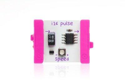 美國 littleBits 零件 (input):  PULSE (8折出清)