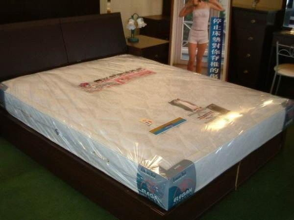 ※專業睡眠館※活性碳英國尊貴6環獨立筒 加大6*6.2尺~國際雙ISO品質認證(市價3成)A01