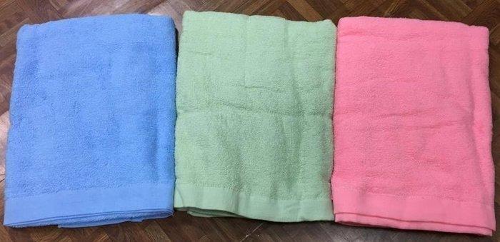 (MIT) 6兩 素面浴巾