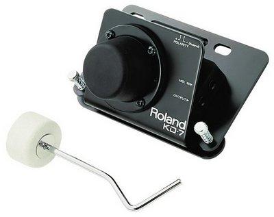☆唐尼樂器︵☆ Roland KD-7 Kick Trigger 大鼓拾音器『全系列』電子鼓【免信用卡分期付款】實施中!