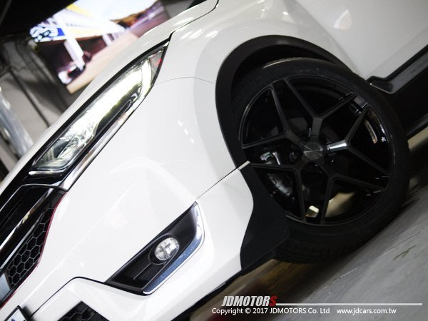 JD-MOTORS 美國品牌 AG-M650 20吋 旋壓輪圈 SUV首選 HONDA CRV5 LUXUS RX NX