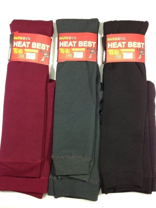 【B合併商品】XU5060 不倒絨九分刷毛褲 有分 全包褲襪和九分褲 $180/件