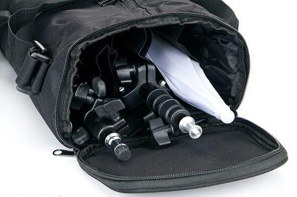 呈現攝影-長燈架袋110公分 外閃燈架袋 燈架提袋 燈腳架包/可裝三支燈架/柔光傘 保護套