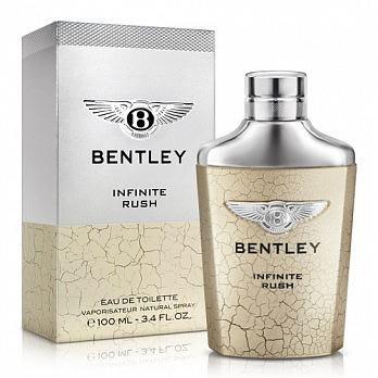 Bentley 賓利 無限奔放 男性淡香水 100ml【小7美妝】
