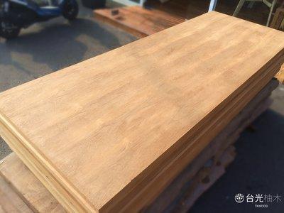 【緬甸柚木-TKWOOD】❤柚木指接貼皮板材/層板/拼板/吧檯/實木