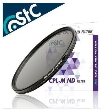 晶豪泰 【STC】Ultra Layer CPL-M ND16 Filter 67mm 減光4級低色偏 減光式 偏光鏡