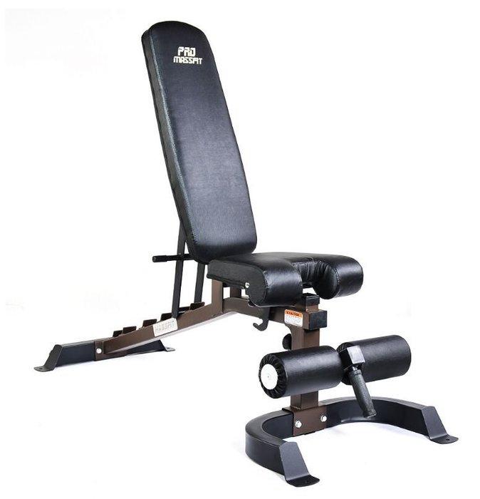 商用訓練椅多 凳啞鈴凳臥推凳腹肌板二頭肌訓練商業FID
