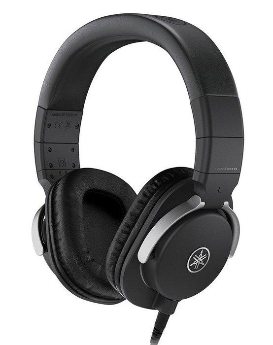 【六絃樂器】全新 Yamaha HPH-MT8 專業監聽耳機 / 工作站錄音室 專業音響器材