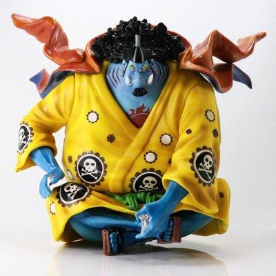 【紫色風鈴3】動漫海賊/航海王七武海共鳴海俠POP 甚平坐姿盒裝 港版
