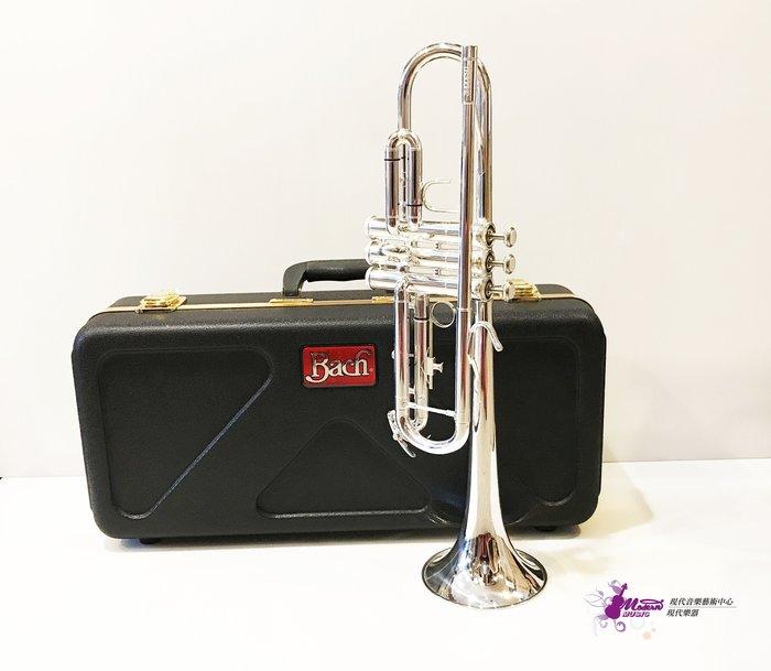 【現代樂器】全新美國製造 BACH Trumpet TR300 / TR-300 小號 / 小喇叭 TR300