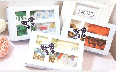 ♥ 【BF0045】 韓版男童四角內褲禮盒(一盒2件) ♥