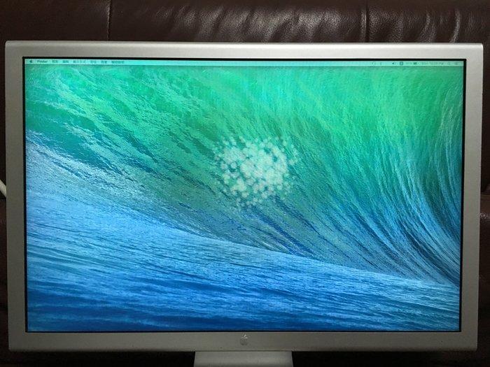 Apple蘋果Cinema display 20寸 A1081  23寸A1082 鋁合金