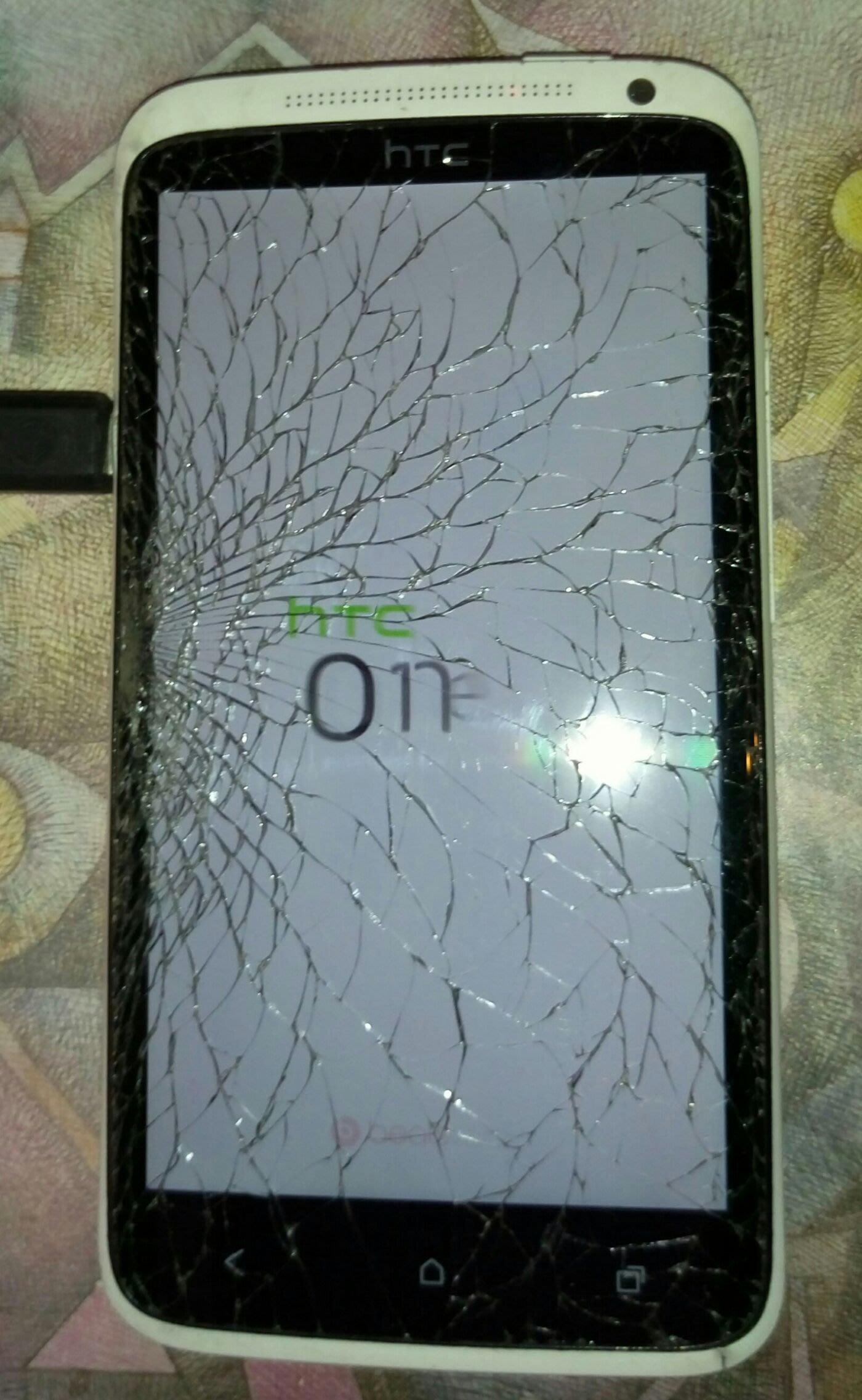 $【故障機 】HTC One X S720e『白色』 $$