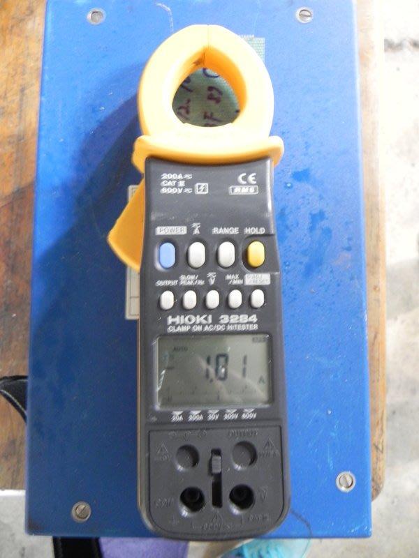 Hioki 3284 交直流電流勾表