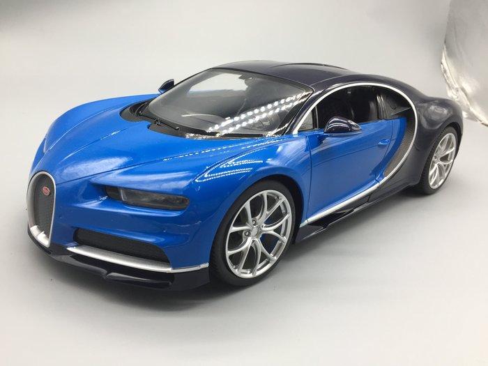 阿莎力 正版授權 1/14 布加迪 山豬 Bugatti Chiron