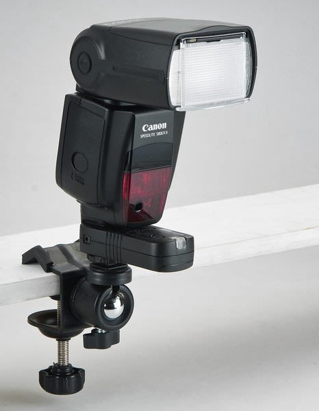 呈現攝影-C型夾附萬向雲台 萬用具夾/上可類單眼/手電筒/營幕/麥克風/離機設備 攝影棚※