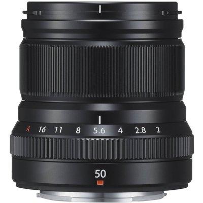 【高雄四海】Fujifilm FUJINON XF 50mm F2 R 全新平輸.一年保固.大光圈人像鏡.銀/黑雙色可選