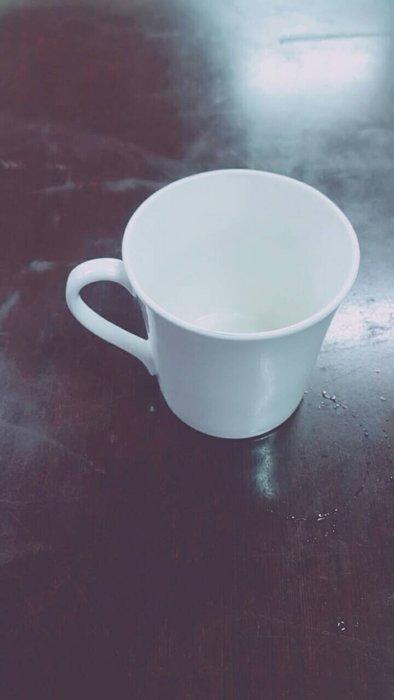 達慶餐飲設備 八里展示倉庫 二手商品 白瓷 咖啡杯 花茶杯