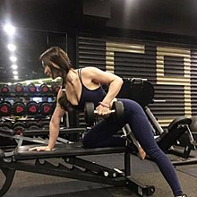 全新高檔健身啞鈴10-35LB磅六角烤漆啞鈴男士健身室會所教練課程必備(觀塘店自取價$2580)