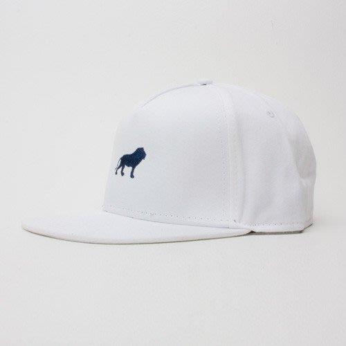 【Nightmare 】Hopps Skateboards Lion Cap - White 帽子 白色 滑板 品牌
