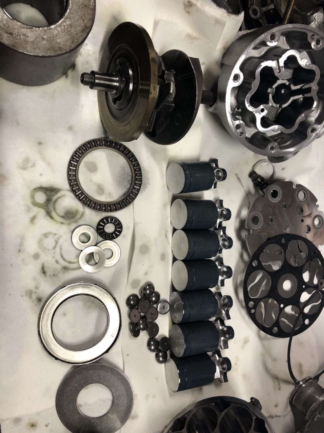 Volvo壓縮機異音處理更新