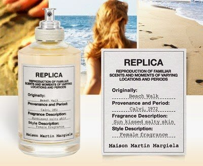 Maison Margiela (MMM) REPLICA 海灘漫步 Beach Walk  100ml 全新 現貨