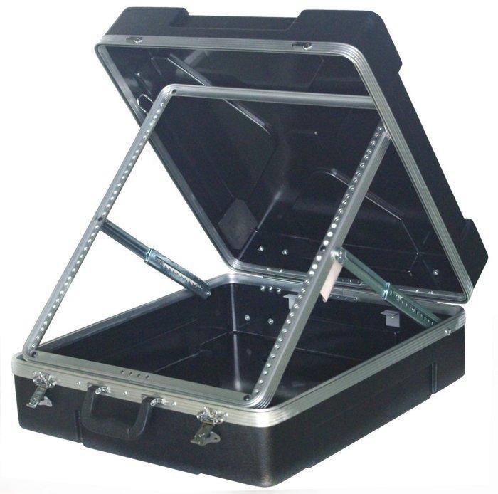 【六絃樂器】全新 King Stage 航空瑞克箱 ABS-12UK 混音器機櫃 / 舞台音響設備 專業PA器材