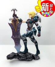 【紫色風鈴】玩具LOL 英雄聯盟冠軍之刃三代銳雯瑞文 港版